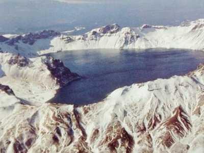 长白山天池火山 是最具爆发力的休眠火山