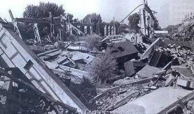 唐山大地震是核爆炸吗 唐山大地震相当400颗核弹