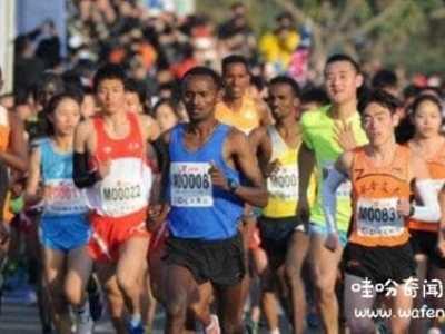 1小时40分算中游水平/最好成绩58分23秒 半程马拉松一般跑多久