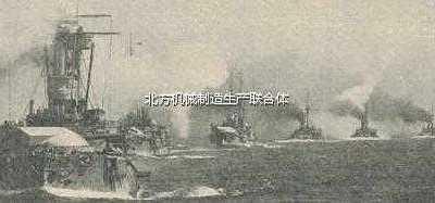 历史上的今天——英德 科罗内尔海战电影