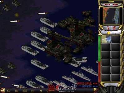 红警2解放台湾 红色警戒2解放台湾