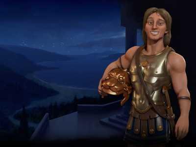 《文明6》除了波斯还有新势力 文明6波斯马其顿