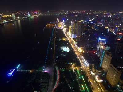 江滩武昌红巷码头两江游览路线是什么 武汉红巷观后感