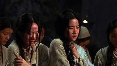 只因清军是这样对待她们的 清兵对太平天国暴行