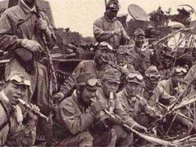 日军是如何对待女俘虏的 二战日军吃女人