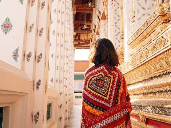 如果你去泰国大皇宫 拉玛王朝大皇宫
