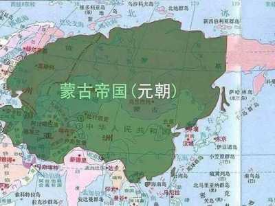元朝统治了多少年 元朝经历了多少年
