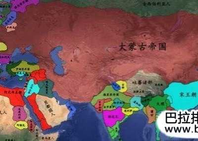 世界历史上国土最大的十大帝国排名 历史上最强大的帝国