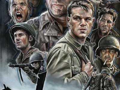 第一名无可争议男人必看 百年战争穿越电影