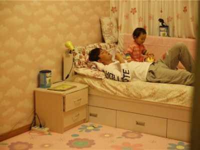 爸爸回来了2贾乃亮李小璐夫妇家居室内图片 明星的家室内照片