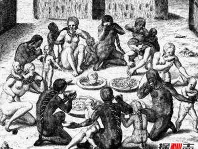 古代著名的吃人魔王 红军长征吃人肉